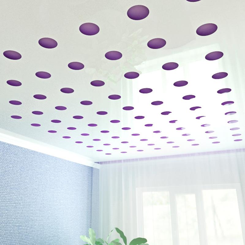 Вентиляция через потолок