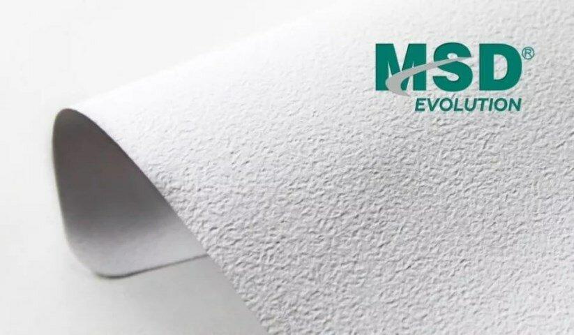 Натяжные потолки MSD Evolution