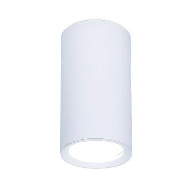 Ambrella TN218 WH/S белый/песок GU5.3 D56*100 Светильник накладной