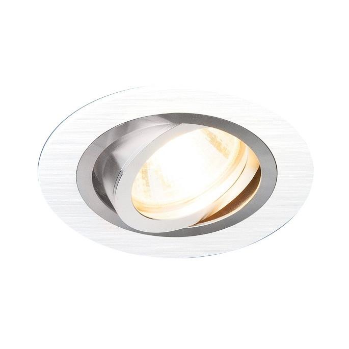 Elektrostandard 1061/1 WH (MR16) белый Светильник