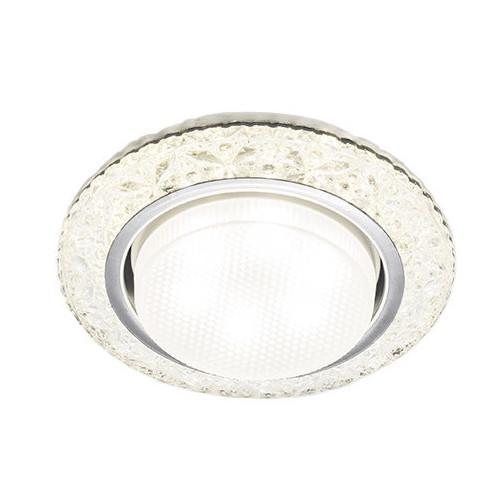 MaxLight CRYSTAL 7 LED GX53 прозрачный Светильник с подсветкой